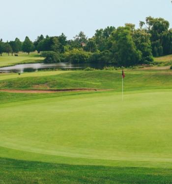 Railside Golf Club In Byron Center